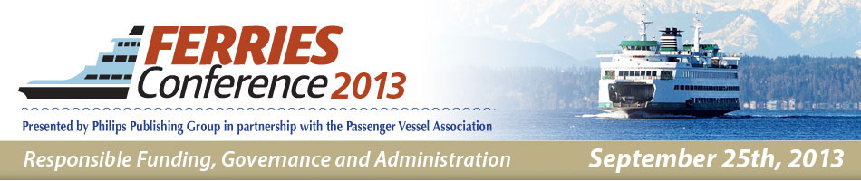 Ferries Conference Sept 7, 2011